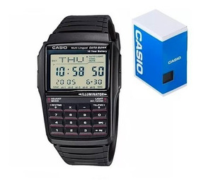 Reloj Casio Dbc32 Calculadora Databank Retro Envío Gratis