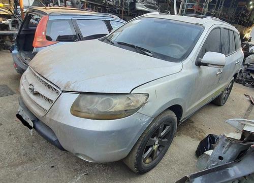 Imagem 1 de 12 de Hyundai Santa Fe 2.7 V6 2009 ( Sucata Somente Peças)
