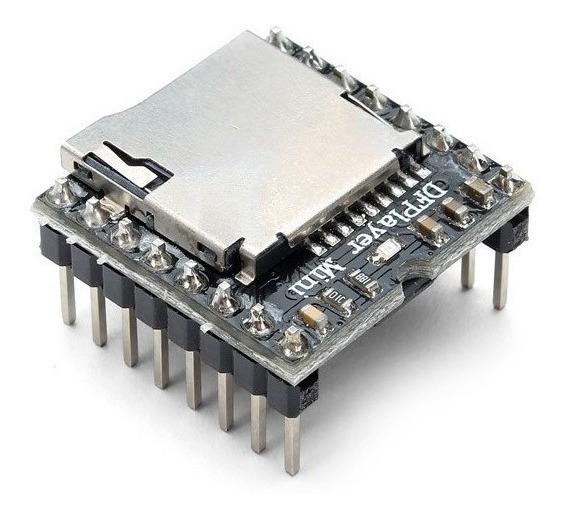 Modulo Mp3 Player Dfplayer Mini P/ Arduino Nodemcu