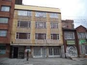 Apartaestudio En Arriendo Chapinero 118-1222