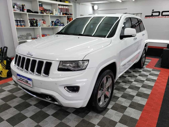 Jeep Grand Cherokee 3.6 Overland 286hp At 2014