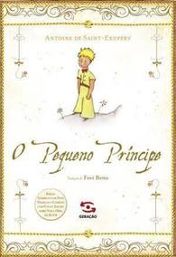 Livro: O Pequeno Príncipe - Antoine De Saint Exupèry