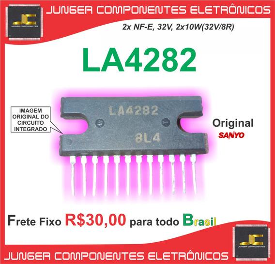 La4282 - Saida De Audio - Amplificadador - Som - Cce
