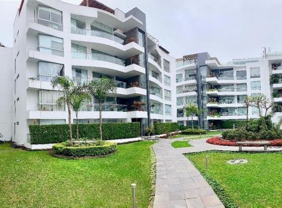 Flat Tipo Casa Impecable 1er Piso Jardines Golf Los Incas
