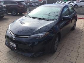 Toyota Corolla 1.8 Base Cvt