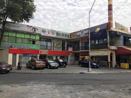 Rento Local Comercial Plaza Garita Villa Coapa
