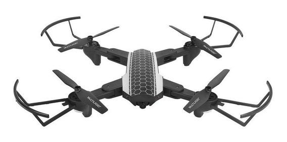 Drone Shark Es177 Câmera Hd Fpv Alcance 80 Mt Multilaser Nf