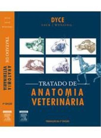 Tratado De Anatomia Veterinaria - Elsevier