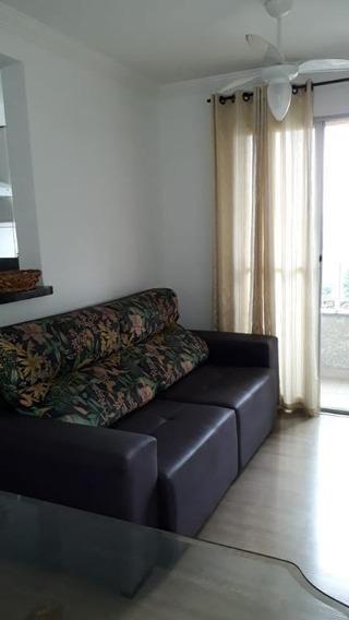Apartamento Com 3 Dormitórios À Venda, 63 M² Por R$ 350.000 - Parque Novo Mundo - São Paulo/sp - Cód. Ap6977 - Ap6977