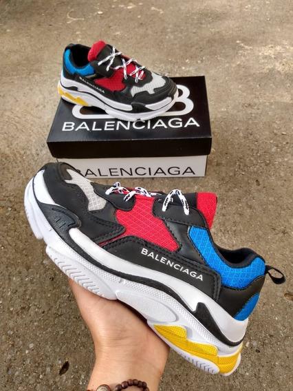 Tenis Balenciaga Triple S Sneaker Feminino Exclusivo