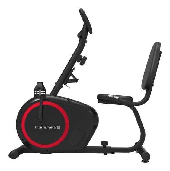 Bicicleta ergométrica horizontal Movement H2