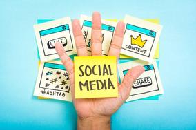 Gestão/gerenciamento De Redes Sociais E Sites