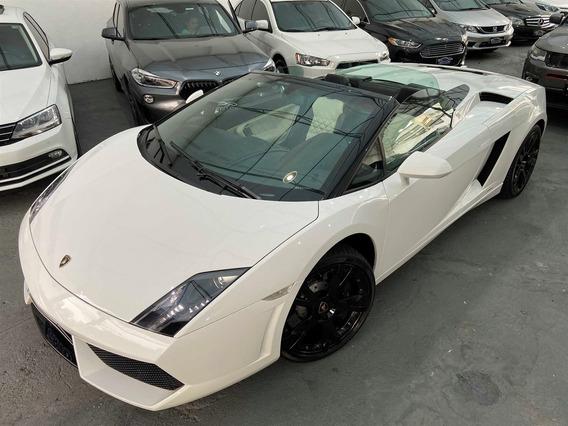 Lamborghini Gallardo 5.2 Lp560-4 Spyder V10 40v Gasolina 2p