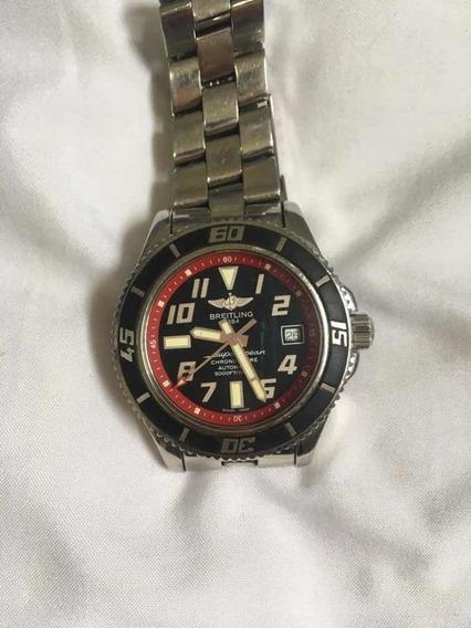 Relógios Breitling Navitimer E Super Ocean Automáticos