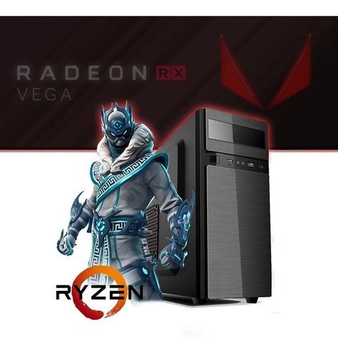 Pc Gamer Ryzen 5 3400  //ddr4 8gb //ssd 240 Gb //kit