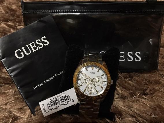 Relógio Guess Fem Lindíssimo Comprado Em Orlando/flórida