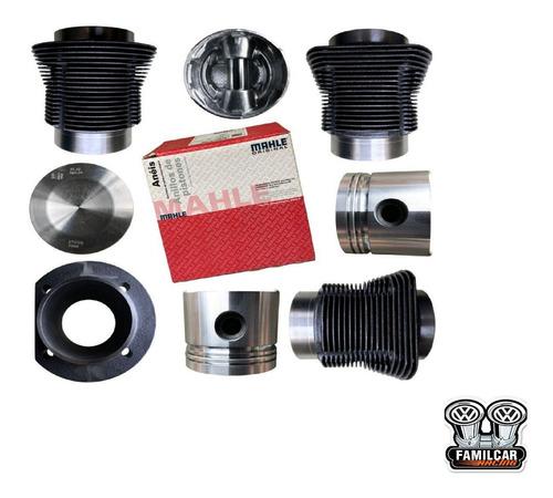 Imagen 1 de 3 de Kit De Motor Repuestos Fusca -kombi 84/95-1600cc (85.5mm)