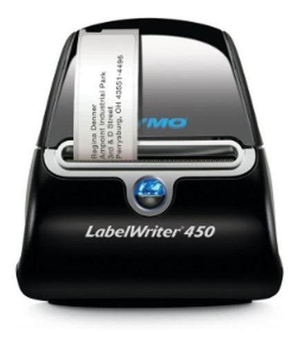 Dymo 450 | Incluye Rollo 57x32mm X 500 Etiquetas