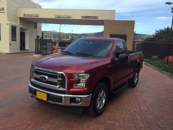 Ford F 150 Xlt 3.5 L 4x4 282 Hp, 2017