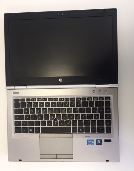 Notebook Hp8460p I5 4gb 250gb Hd - C/ Garantia E Nf
