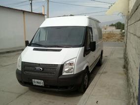 Ford Transit 2.2 Van Larga Aa Custom Mt