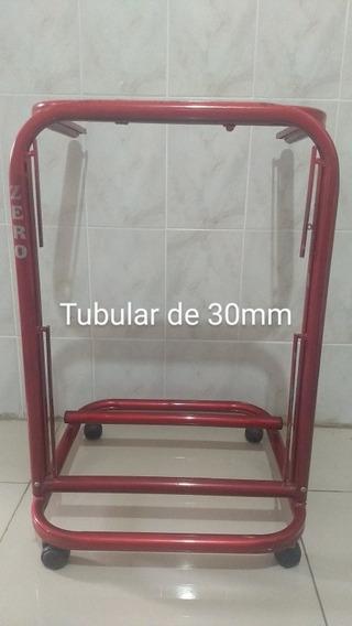 Rack Para Aparelhagem De Som. Material Aço Tubular.