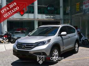 Honda Cr-v Exl 2.0 16v 4wd Aut. 2014