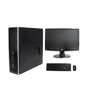 Computador Hp Elite 8200 I5 8gb 320gb Monitor 18,5 Polegadas