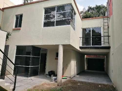 Casa En Venta En Coyoacan, Casa Nueva En Venta Colonia Del Carmen, Casa Nueva Con 4 Recamaras C/baño