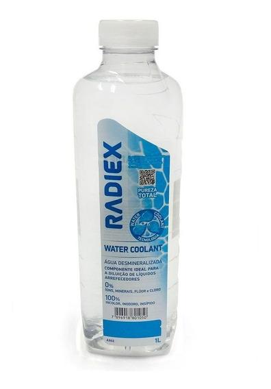 Agua Desmineralizada Diluição Liquidos Arrefecedores 1l A902