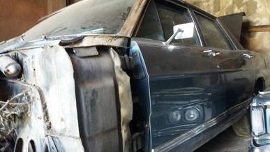 Landau 1979 Sucata, Sem Motor E Caixa E Chassis