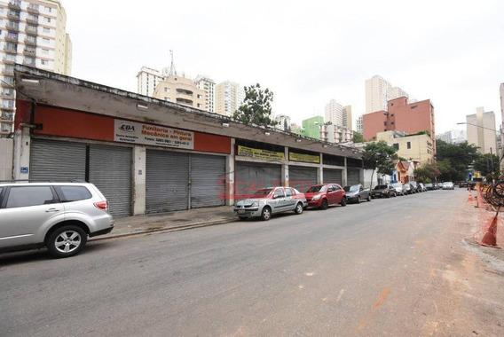 Terreno Para Alugar, 1500 M² Por R$ 50.000/mês - Bela Vista - São Paulo/sp - Te0071