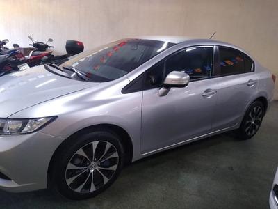 Honda Civic Lxr 2.0 Automático - Completão