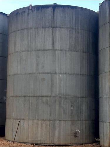 Imagem 1 de 9 de Tanque De Inox 304 Capacidade 122.000lts - 2756