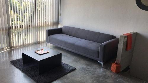 Loft En Renta Anual En Cuernavaca