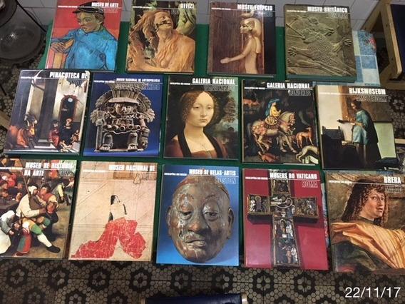 * Enciclopédia Dos Museus - 14 Volumes *