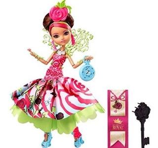 Ever After High Way Too Wonderland - Briar Beauty Doll Por !