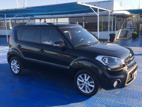 Kia Soul 1,6 At Rock