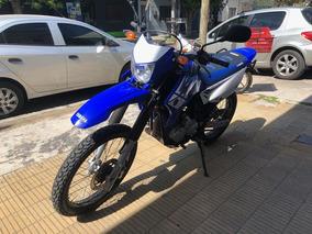 Yamaha Xtz 250 Azul 2015 Tenere Enduro Xtz250 Nueva Usada