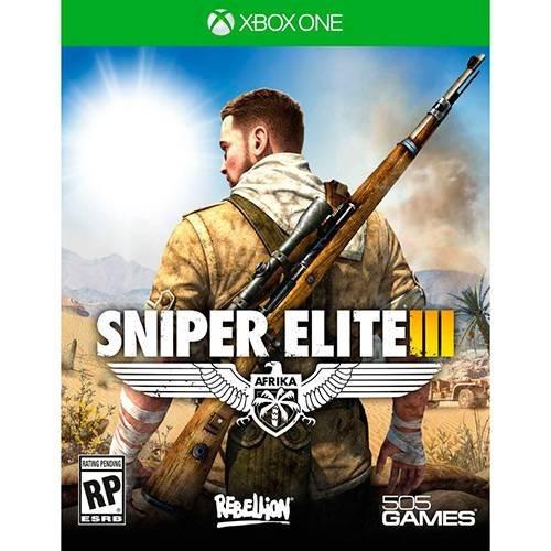Xbox One Sniper Elite 3 Novo Lacrado