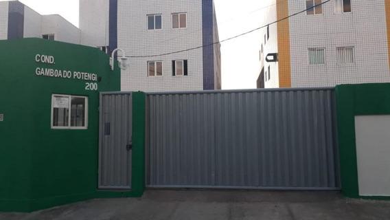 Apartamento Em Jardim Lola, São Gonçalo Do Amarante/rn De 55m² 2 Quartos À Venda Por R$ 100.000,00 - Ap402281