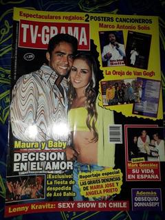 Tv-grama N° 954 Maura Rivera