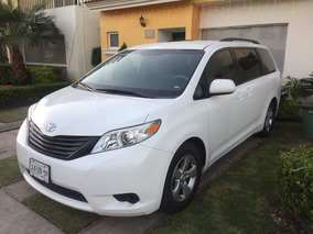 Toyota Sienna 3.5 Ce V6 At 2014