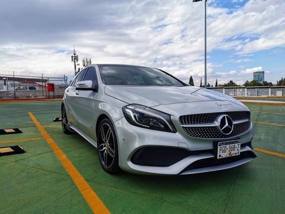 Mercedes-benz Clase A 1.6 200 Cgi Sport At 2017