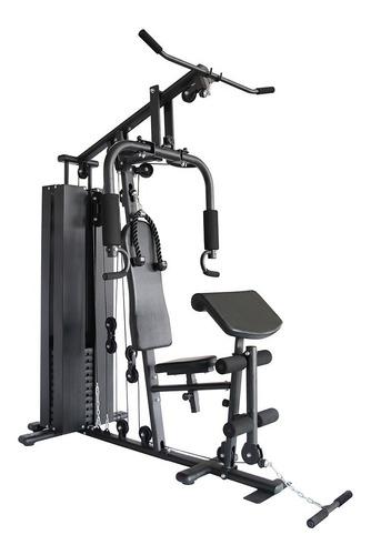 Multigimnasio Gym Con 100kg Pesas Multi Estacion Lingotera