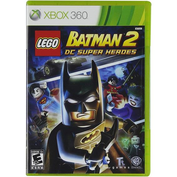Lego Batman 2 Dc Super Heroes- Xbox 360 Lacrado