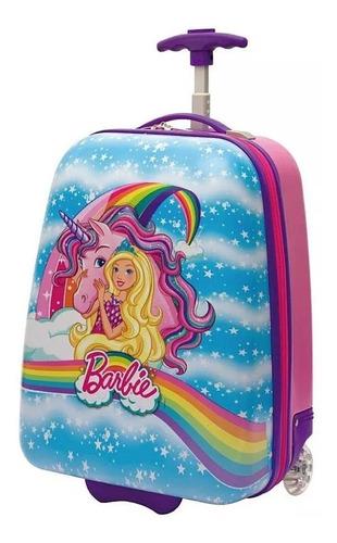 Malinha Infatil Grande Barbie 19pc Dreamtopia Sestini