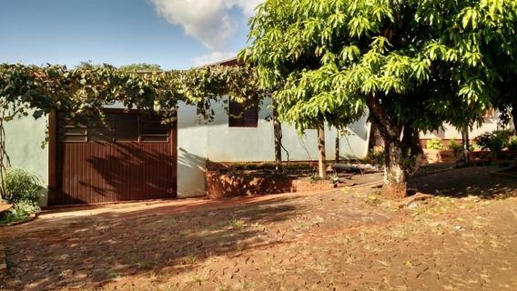 Casa C/4 Cômodos, Ótima Localização - Direto C/proprietário