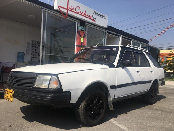 Renault 18 Gtx Breack