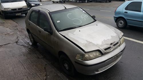 Fiat Palio Elx 2000/2001 (sucata Somente Peças)